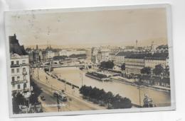 AK 0319  Wien - Kai Mit Schwedenbrücke Um 1932 - Vienna Center