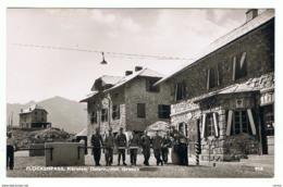KARNTEN:  PLOCKENPASS  OSTERREICH - ITALIEN  GRENZE  -  PHOTO  -  KLEINFORMAT - Zoll