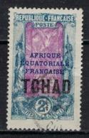 TCHAD              N°     YVERT     35     OBLITERE       ( Ob  5/35 ) - Used Stamps