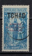 TCHAD              N°     YVERT     42   ( 3 )              OBLITERE       ( Ob  5/35 ) - Gebraucht