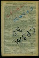 ANNUAIRE - 15 - Département Cantal - Année 1898 - édition Didot Bottin - 14 Pages - Telefonbücher