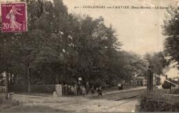 COULONGES SUR L'AUTIZE LA GARE - Coulonges-sur-l'Autize