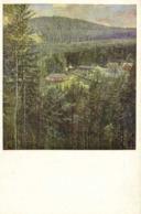 "Illustrateur ,,Hubertsfirch Bei Karlsbrunn"" RV  Beau Decor - Peintures & Tableaux"