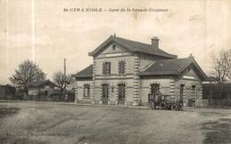 SAINT CYR L'ECOLE GARE DE LA GRANDE CEINTURE - St. Cyr L'Ecole