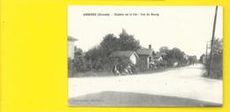 AMBARES Chemin De La Vie Vue Du Bourg (Descombes Boissasu) Gironde (33) - Francia