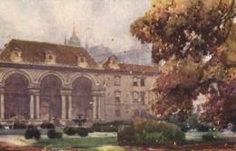 Illustrateur J Setelik  Prague Salla Terrena Au Palais Wallenstein  RV - Tchéquie