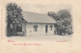 Bruck An Der Leitha  , Brucker Lager   ---  Lager-Postamt  , K.u.K.Armee - Bruck An Der Leitha