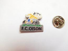 Beau Pin's , Football , FC Oison , Club Entente Sportive Vallée De L'Oison , Le Thuit Signol - Football