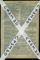 ANNUAIRE - 20 - Département Corse - Année 1884 - édition Didot Bottin - 10 Pages - Telephone Directories