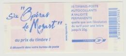 """France : Carnet  N° 3744 C11- Marianne De Lamouche - Variété : """" Date Basse """" - Booklets"""