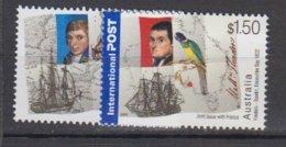AUSTRALIE      2002       N°  2026 / 2027      COTE      5 € 00           ( W 142 ) - 2000-09 Elizabeth II