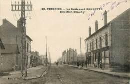 02* TERGNIER  Bd Gambetta                 MA94,0104 - France