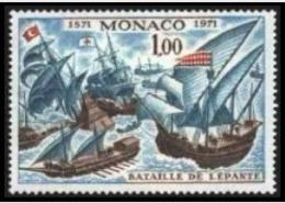 TIMBRE MONACO - 1972 - Nr 870 - NEUF - Monaco