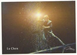 Magicien,Illusionniste,Artiste, Lu Chen - Artiesten