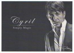 Magicien,Illusionniste,Artiste,, Cyril Takayama - Artiesten