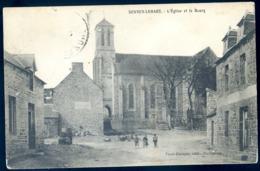 Cpa Du 22 Senven Lehart L' église Et Le Bourg          Environs Guingamp   LZ105 - Guingamp