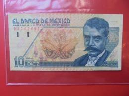 MEXIQUE 10 PESOS 1992 CIRCULER (B.7) - Mexico