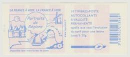 France : Carnet  N° 3744 C4- Marianne De Lamouche - - Booklets