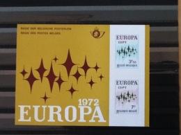 LX60** Europa. - Feuillets De Luxe