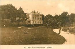 06* ANTIBES  Hotel «josse»                MA94,0533 - Non Classés