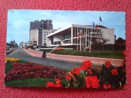 POSTAL POST CARD CARTE POSTALE FRANCIA FRANCE ROYAN AVENUE DE PONTAILLAC LE PALAIS DES CONGRÈS VER FOTOS Y DESCRIPCIÓN - Francia