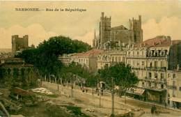 11* NARBONNE Rue De La Republique             MA94,0900 - Narbonne