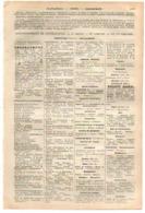 ANNUAIRE - 36 - Département Indre - Année 1900 - édition Didot Bottin - 21 Pages - Annuaires Téléphoniques