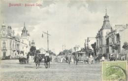 Roumanie - Bucuresti - Bulevard Coltei - Roumanie
