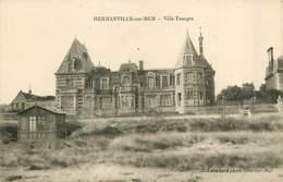 14* HERMANVILLE SUR MER  Villa Tanagra                 MA94,1110 - France