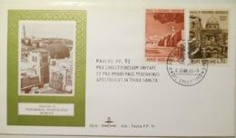 Vaticano Fdc Kimcover 1964 - FDC