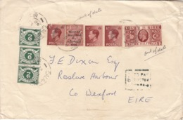 Ireland / G.B. Stamps / Tax / 1935 Silver Jubilee - Irland