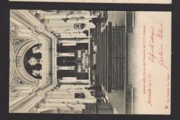 16503 Acireale - Interno Della Chiesa Dell'Oratorio Dei PP Filippini F - Acireale