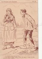 ***  HUMOUR ***  Agriculture --LES PAYSANS DE B GAUTIER N° 36 - Illustrateur - Other