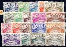 Serie Nº 178/96 Guadalupe - Guadalupe (1884-1947)