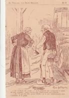 ***  HUMOUR ***  Agriculture -- Au Village Par René Billaud  N° 8 - Illustrateur - Other