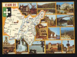 (01) : Département De L'ain - France