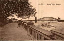 ALLEMAGNE  BONN  VIEILLE DOUANE - Bonn