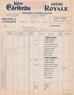 LYON - RHONE - BIERE ROYALE - BRASSERIE ET MALTERIE DE LYON - France