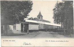 Eke  *  Eecke - De Kerk Van Eecke - Nazareth