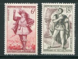 FRANCE- Y &T N°943 Et 944- Neufs Sans Charnière ** - France