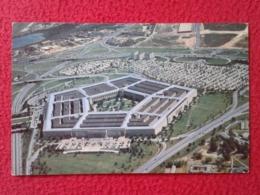 POSTAL POST CARD CARTE POSTALE USA UNITED STATES EL PENTÁGONO THE PENTAGON BUILDING ARLINGTON VIRGINIA VER FOTOS Y DESCI - Arlington