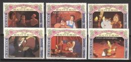 St. Vincent 2138/43 ** Postfrisch Walt-Disney-Figuren - St.Vincent (1979-...)