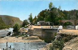 04* GREOUX LES BAINS    Pont  CPSM(petit Format)                 MA94,0389 - France