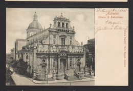 16507 Acireale - Chiesa San Sebastiano F - Acireale