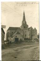 02 - SAINT ERME / CARTE PHOTO ALLEMANDE - Other Municipalities