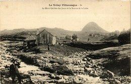CPA Le VELAY Pittoresque - Le Mont GERBIER-Joncs Et La Source De La (202883) - Autres Communes