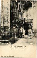 CPA Le VELAY Pittoresque - Église De La CHAISE-DIEU - Les Orgues (203045) - La Chaise Dieu