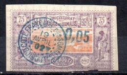 Sello Nº 23 Cote De Somalis - Costa Francesa De Somalia (1894-1967)