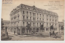 Allier VICHY-HÔTEL Guichard   A. Percilly Architecte - Vichy