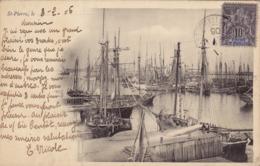 1641/ Iles Saint Pierre Et Miquelon, 1905, St Pierre - Saint-Pierre-et-Miquelon
